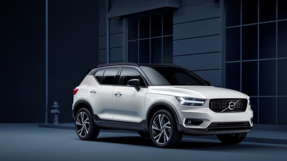 Volvo XC40 Electric получит «мультимедийку» на базе Android